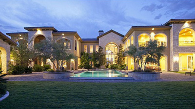 Top 8 Most Expensive Homes in Las Vegas Valley