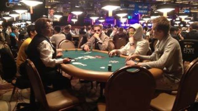 Businesses Cash in on World Series of Poker Players