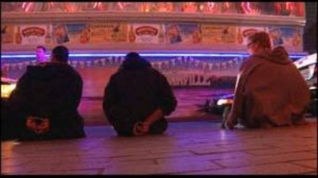 I-Team: Securing the Strip: Does What Happens Here, Hurt Here?