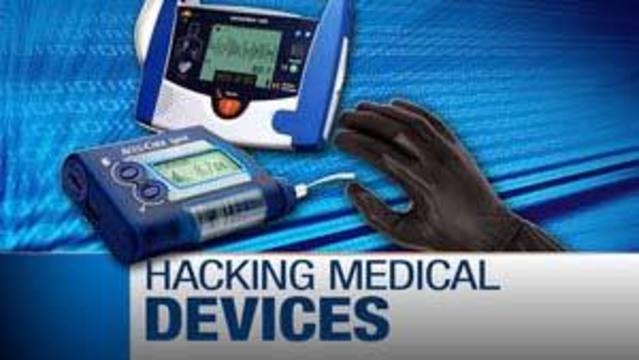 Medical Devices Susceptible to Hackers