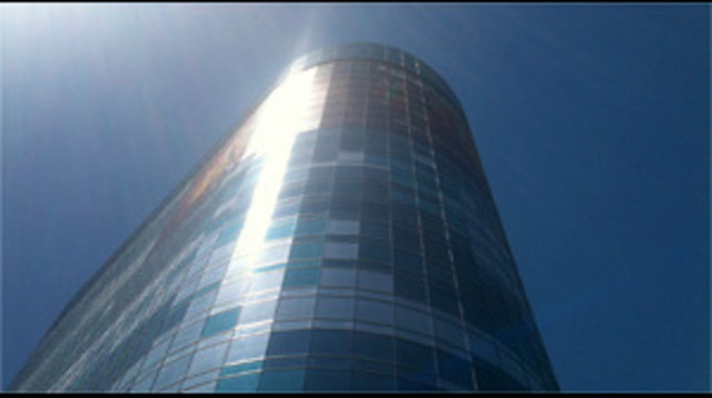 Harmon Tower Implosion Not Likely Soon