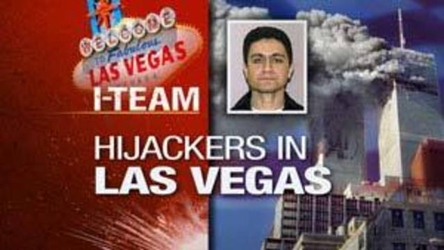 I-Team: What Brought the 9/11 Hijackers to Las Vegas