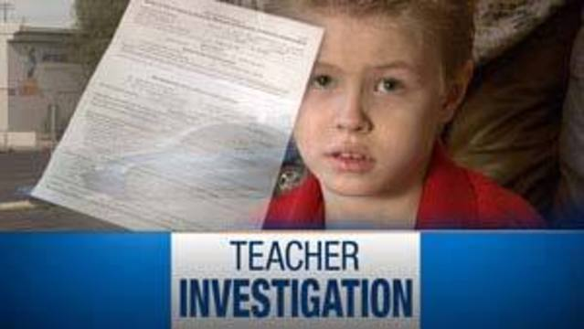 Teacher Investigated for Alleged Student Abuse