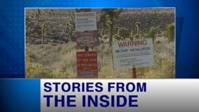 Former CIA Workers Discuss Work at Area 51