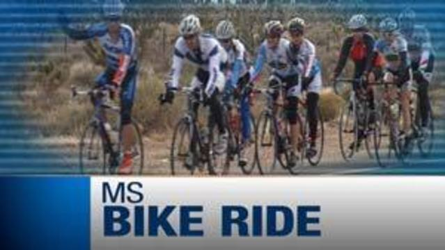 Bike Ride to Benefit Multiple Sclerosis Research