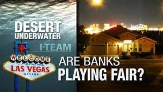 Desert Underwater: Who Owns Your Home?