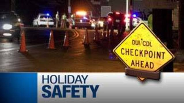 Metro Police Holds Pre-Thanksgiving DUI Checkpoint