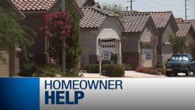 Campaign Offers Advice for Struggling Homeowners