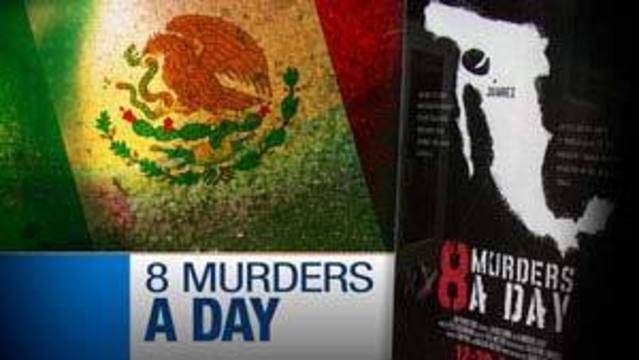 Documentary Chronicles Mexican Drug War