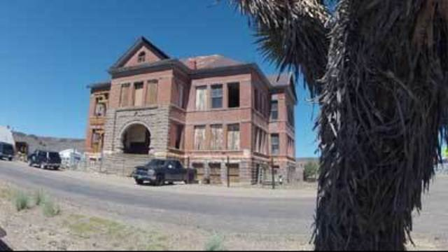 I-Team: The Hunt for Goldfield's Ghosts