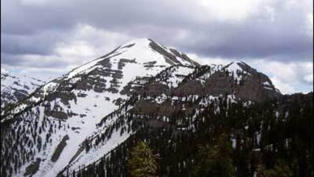 Top 8 Mountain Peaks in Southern Nevada