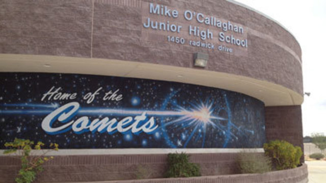 O'Callaghan MS Works to Turn Around Student Results