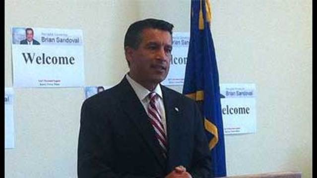 Gov. Sandoval to Lead Trade Mission to Asia