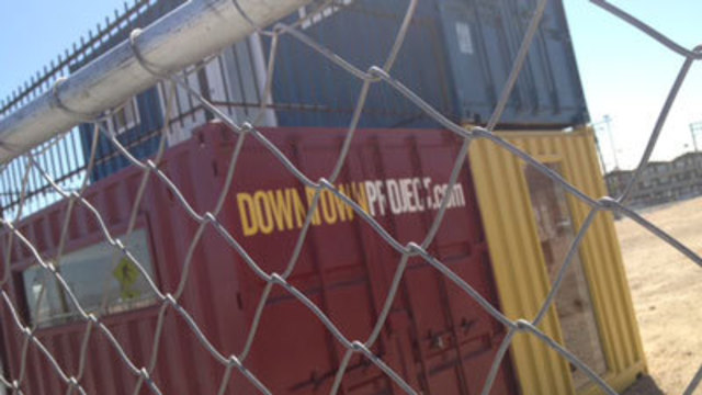 Shipping Containers Could Find New Life Downtown