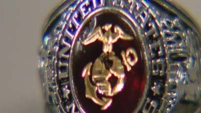 Owner of Missing Marine Corps Ring Sought