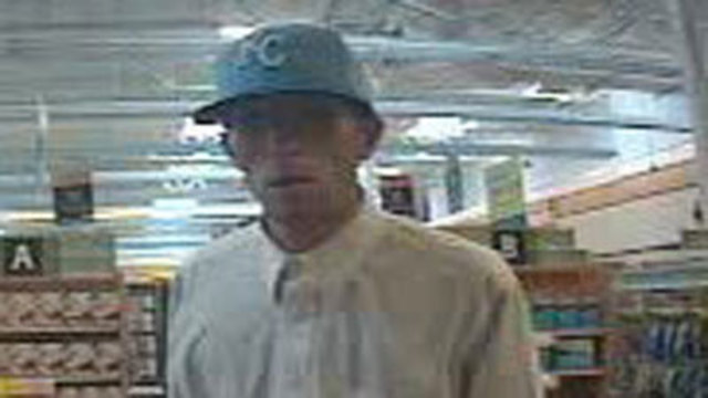 Robber Hitting Banks in Southwest Valley