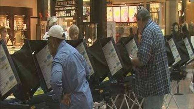 Election Officials Prepare for Early Voting, General Election