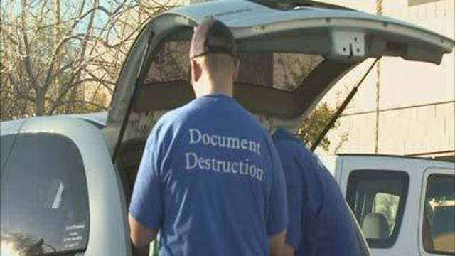 BBB Holds Shredding Event This Weekend
