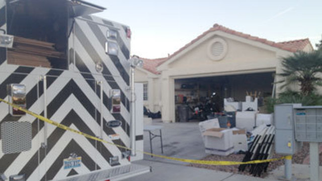 Police Bust Grow House in Henderson