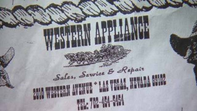 Las Vegas Woman Hits Snags with Local Appliance Store