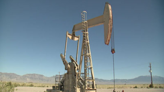 I-Team: Oil Discovered in Nevada (Part 1)