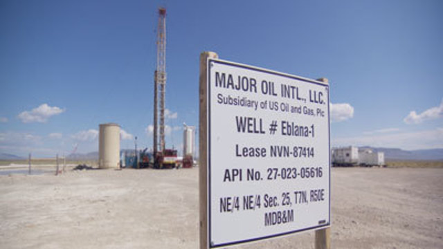 I-Team: Oil Discovered in Nevada (Part 2)