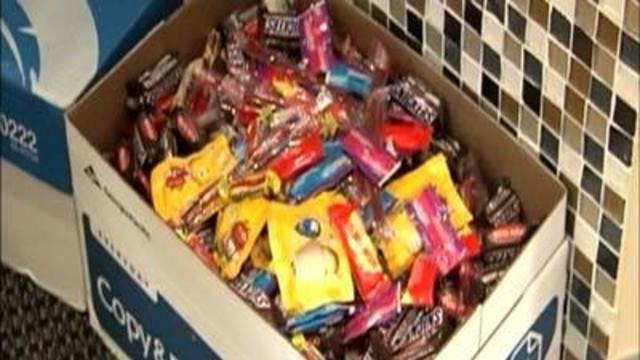 Halloween Candy - The Good and The Bad