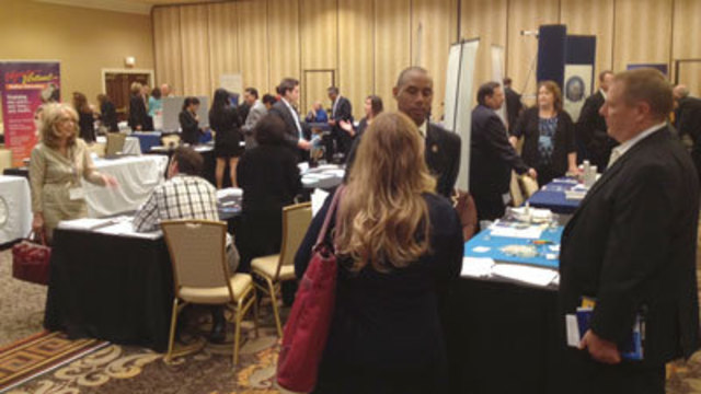 Small Businesses Look to Future at Governor's Event