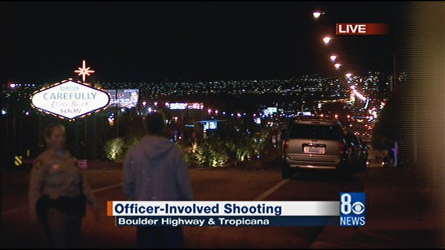 Metro ID's Suspect in Officer-Involved Shooting