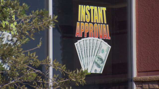 I-Team: Payday Lenders Seek Weaker Regulations