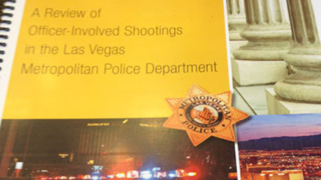 Feds Deliver Report on Las Vegas Police Practices
