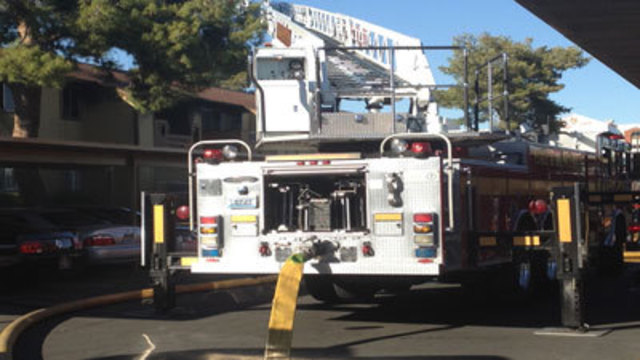 Man Dies in Two-Alarm Apartment Fire