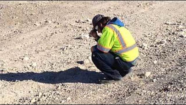 Worker Killed on I-15 Project near Speedway