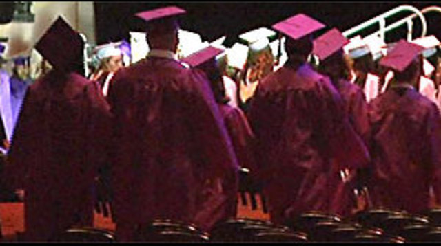 Nevada's Graduation Rate Lowest Among States