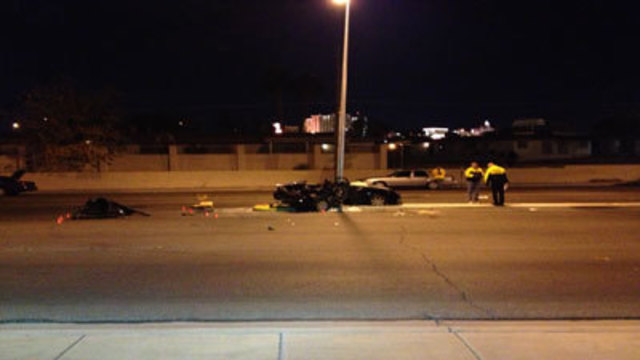 Street Racing Crash Kills One Person