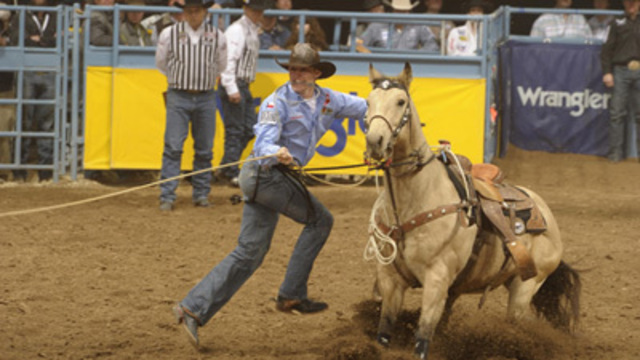 Top 8 Defending Champs at the National Finals Rodeo