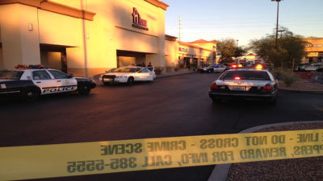 Shots Fired Inside Consignment Store