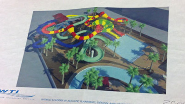 Circus Circus Submits Plans for Expanded Pool
