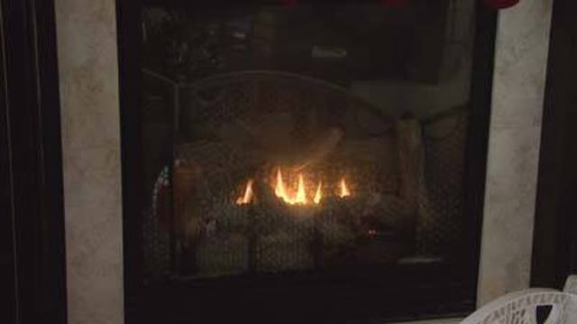 Parents Warned About Glass-Covered Fireplaces