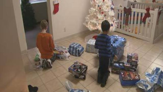 Child Haven Provides Holiday Cheer for Foster Kids