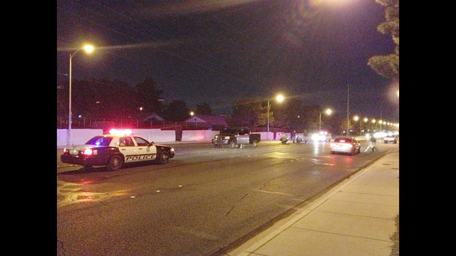 Pedestrian In Critical Condition After Being Hit By Car