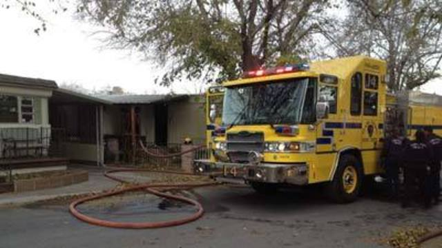 Coroner IDs 2 Dead in Christmas Mobile Home Fire