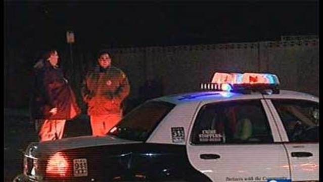 NHP Car Chase Ends, Suspect Shot