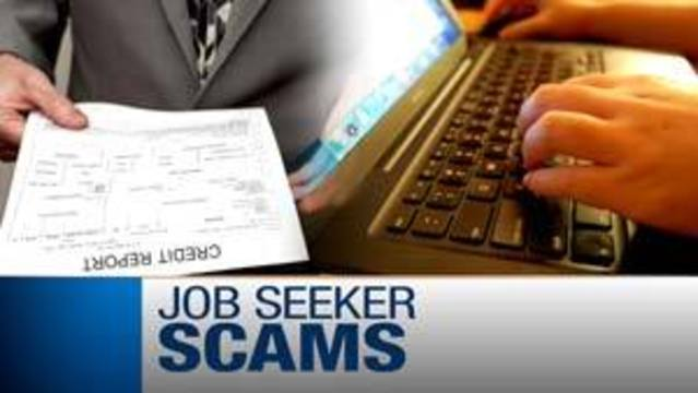 Scam Targets Unsuspecting Job Seekers