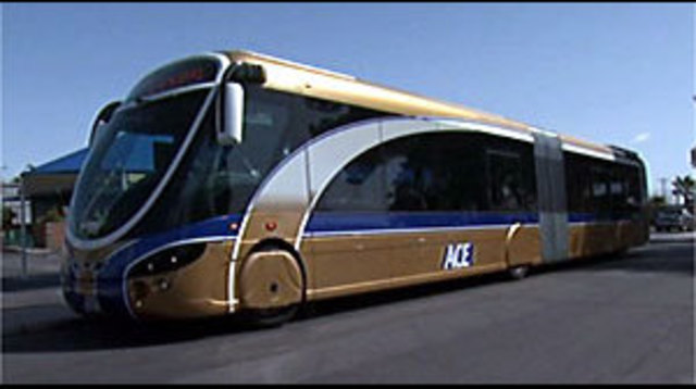 New Express Bus Service from NW Las Vegas to Strip