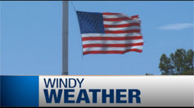 High Wind Warning For The Las Vegas Valley