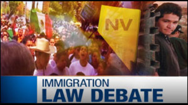 Las Vegas Immigration Groups Outraged Over Arizona Law