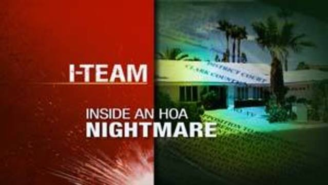 I-Team: Homeowners Hammered with HOA Arbitration Fees