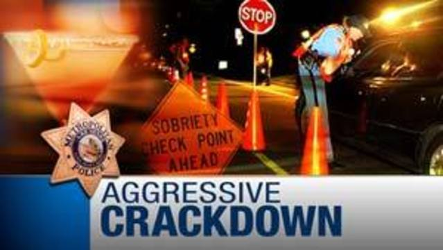 DUI Checkpoints in Las Vegas Already Producing Results