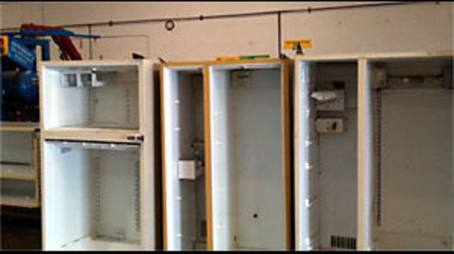 Old Refrigerators Get New Life in Recycling